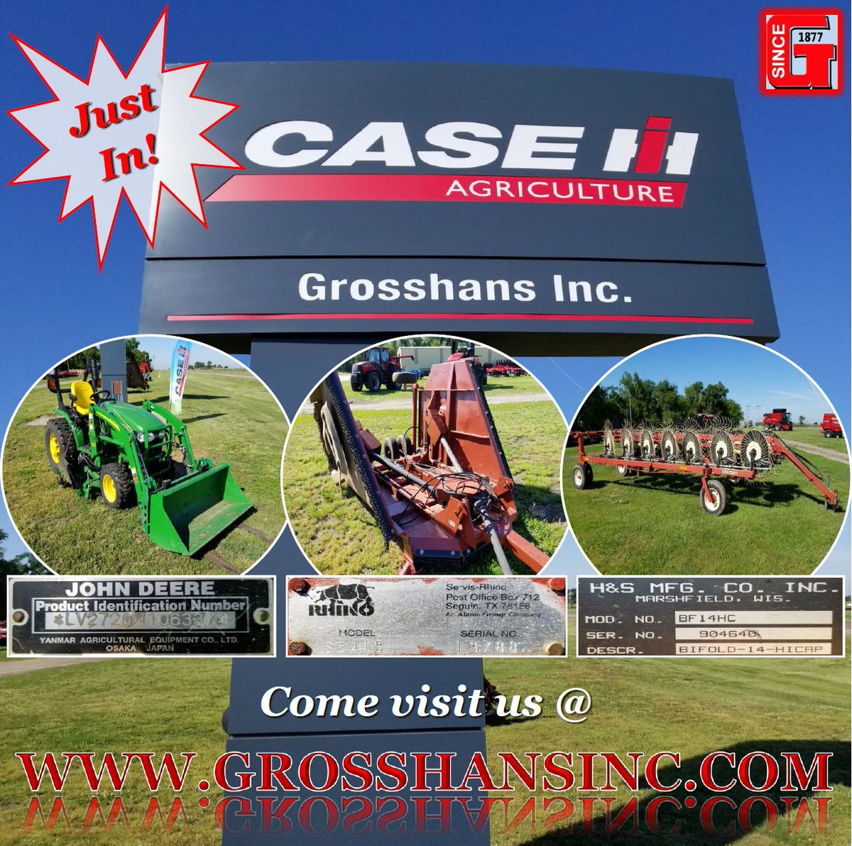 Grosshans Inc on Twitter: