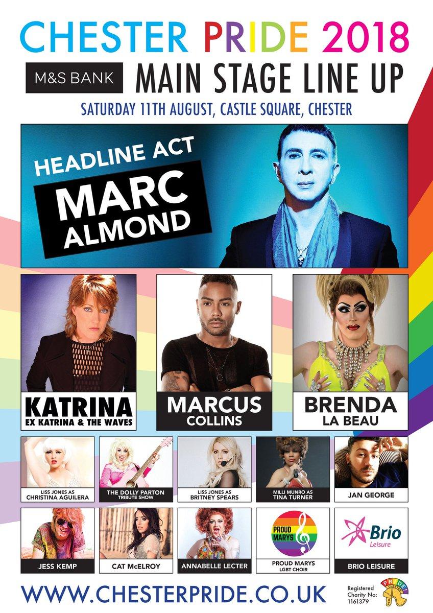 Chester Pride 2018