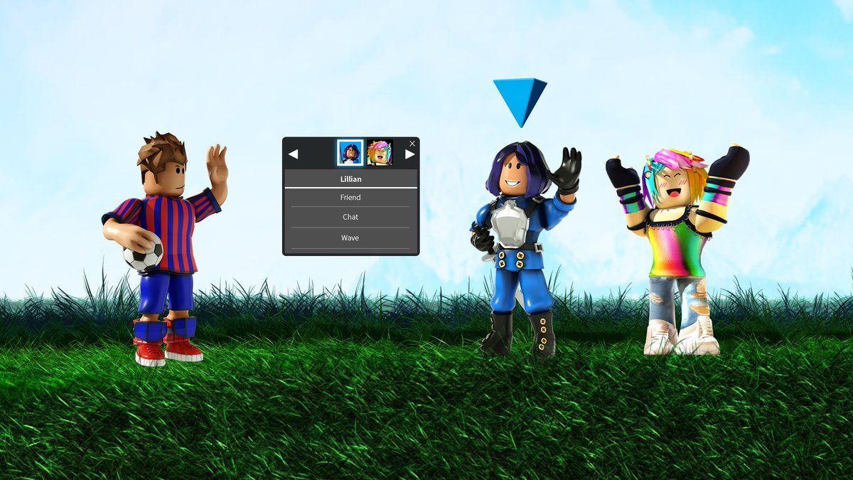 Roblox On Twitter The Avatar Context Menu Is A New Feature That