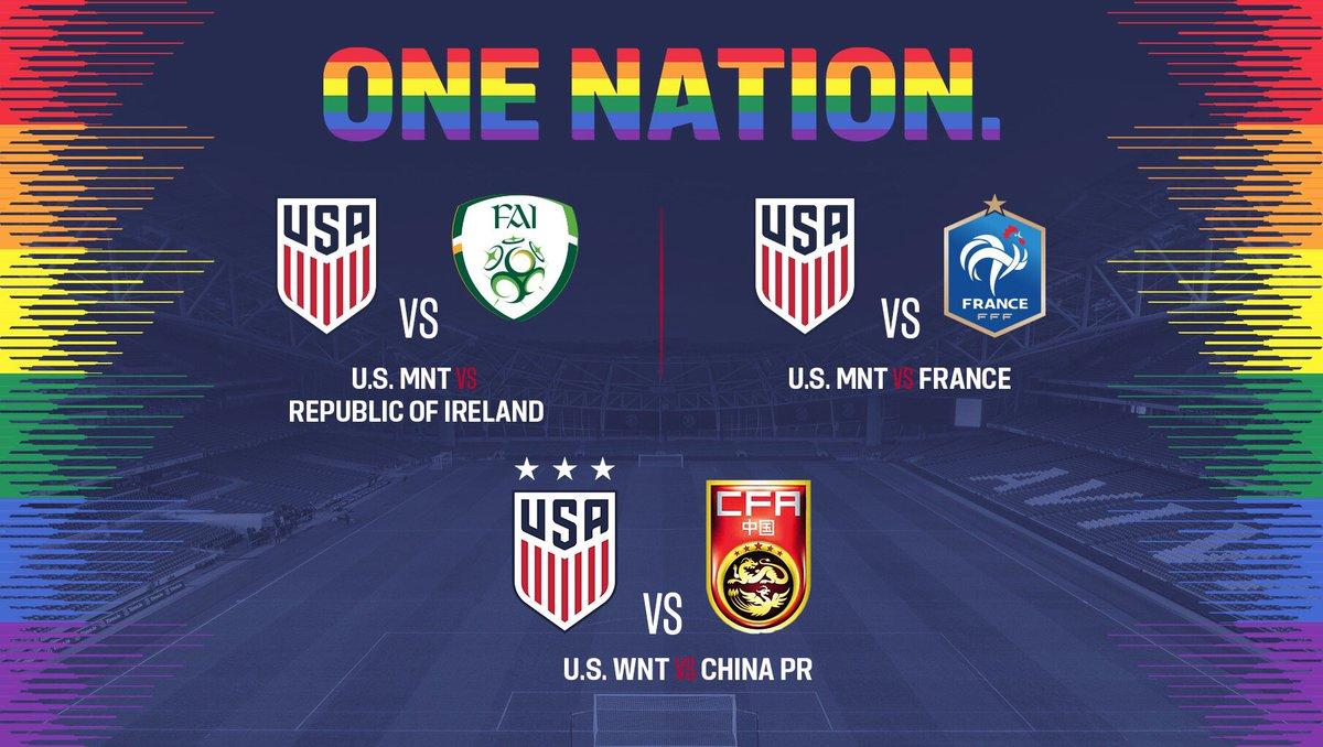 U.S. Soccer on Twitter