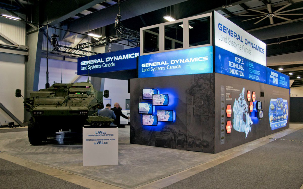 General Dynamics Land Systems no Twitter: