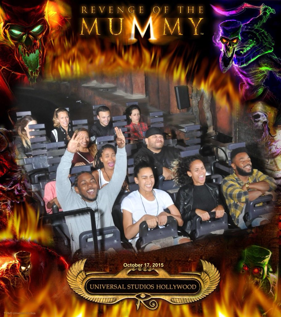 hey @Camila_Cabello.. remember when we rode the Revenge of the Mummy roller coaster with @kendricklamar?? ???????????? https://t.co/s8Jss6ZfAm