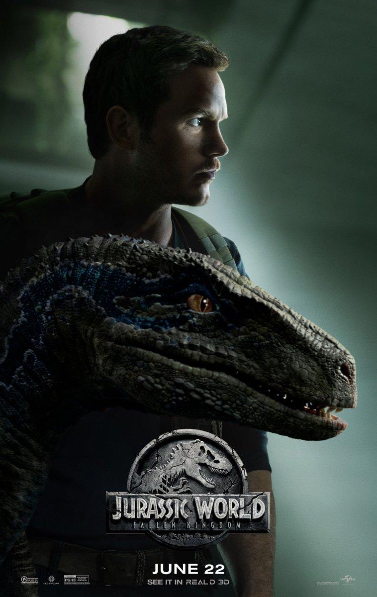 [Universal] Jurassic World : Fallen Kingdom (6 juin 2018) - Page 4 DeoIq4sXUAYA6C0