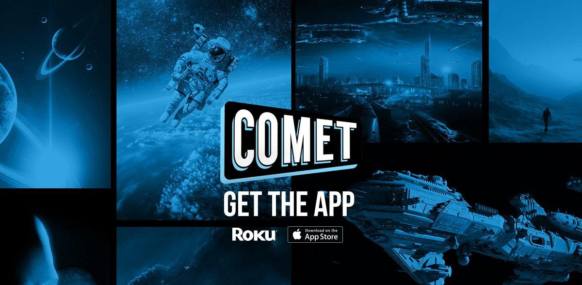 Watch Comet on Twitter: