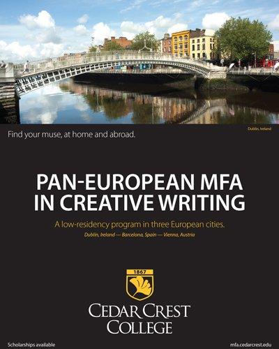 Mfa creative writing programs in europe