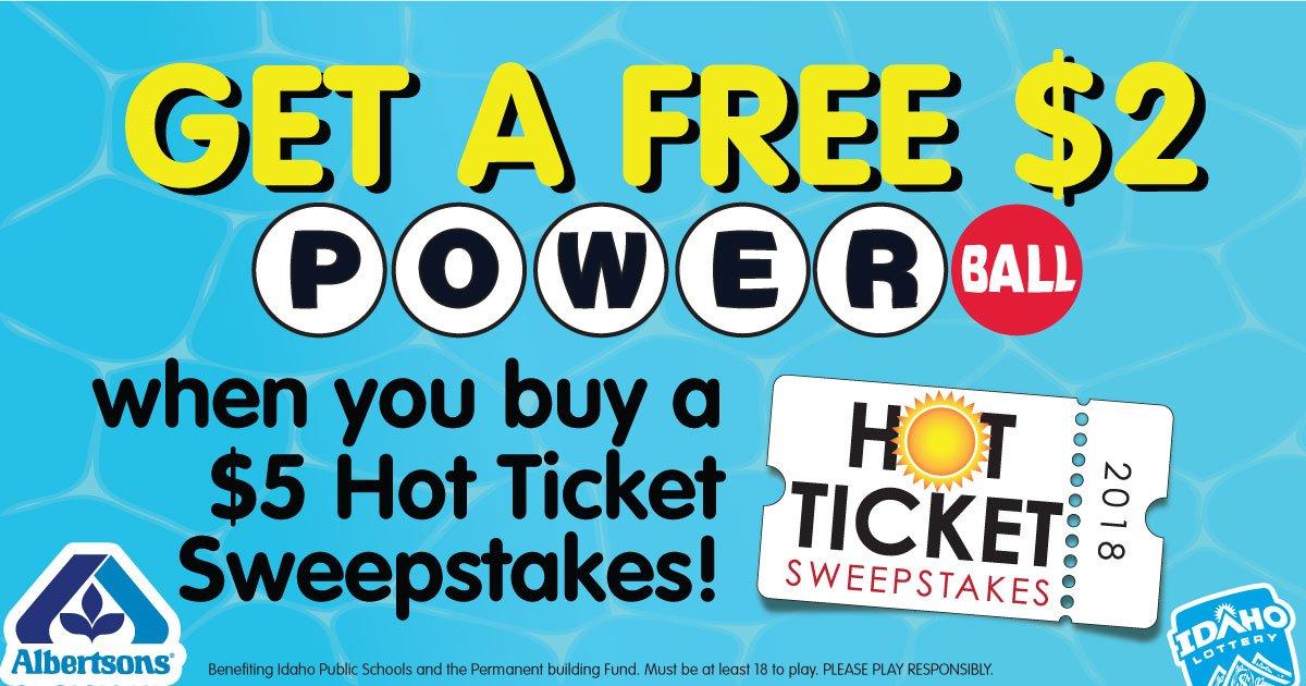 Idaho Lottery on Twitter: