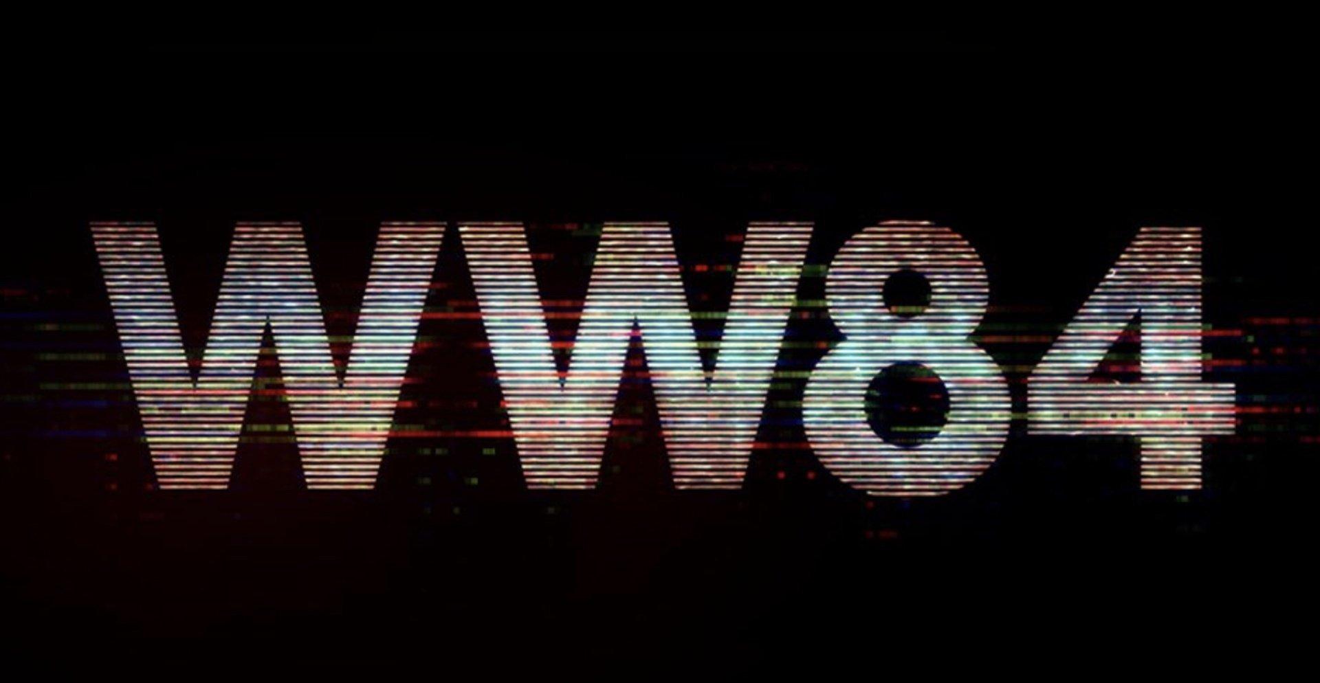 Image result for wonder woman 1984 logo