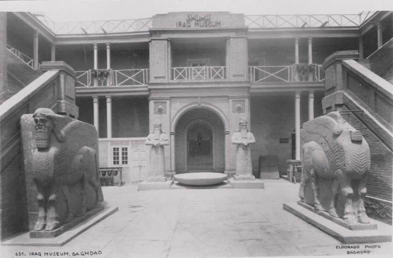 المتحف العراقي  DeoYlnuWkAAkkx3