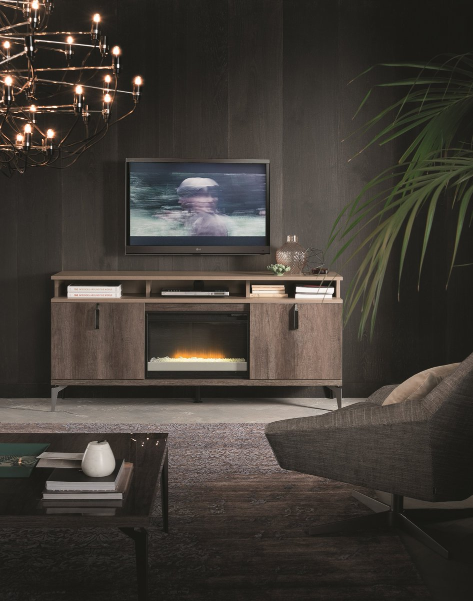 El Dorado Furniture على تويتر Start Off The Weekend With Matera Faux Fireplace Which Can Also Be Used As A Tv Stand To Watch Your Favorite Summer