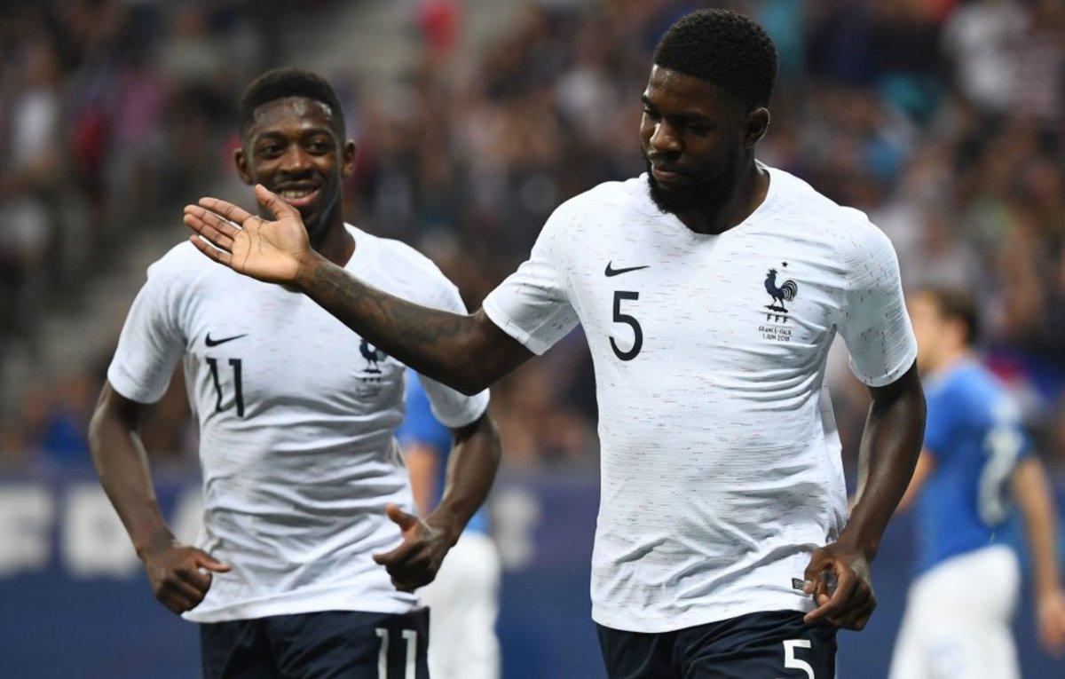 International Friendlies: France Thrash Italy While Australia Register Record Win Over Czech Republic 1