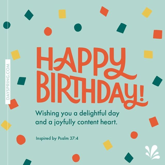 "Inspirational Day Quotes: DaySpring On Twitter: ""Happy Birthday Month To Those Who"