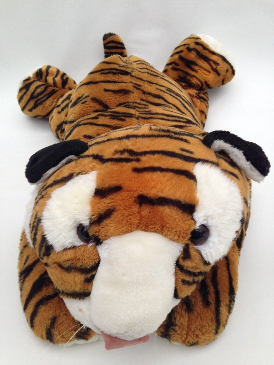 Krisaunt On Twitter Jumbo Plush Bengal Tiger Huge Https T Co
