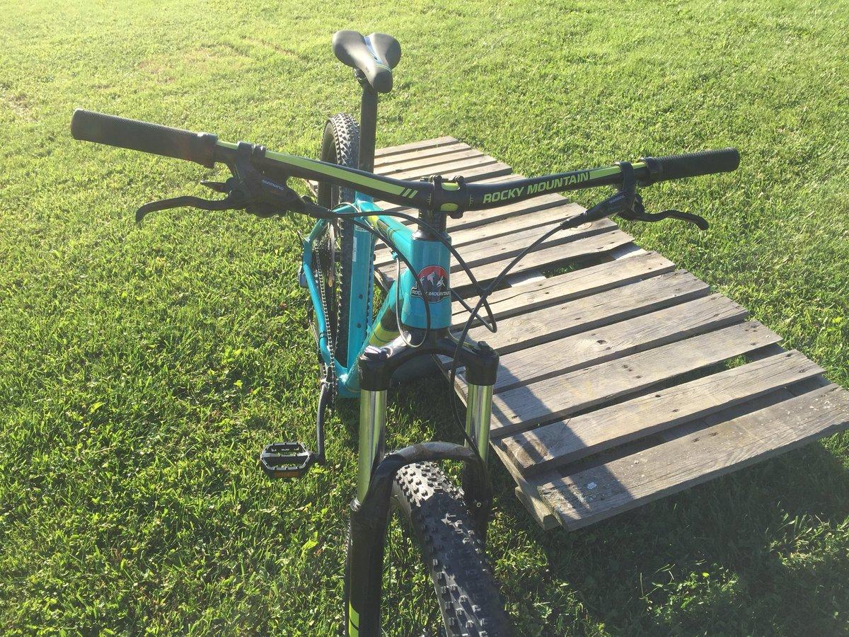 Repar Bike01 On Twitter Rocky Mountain Growler 20 Monte En 27 5