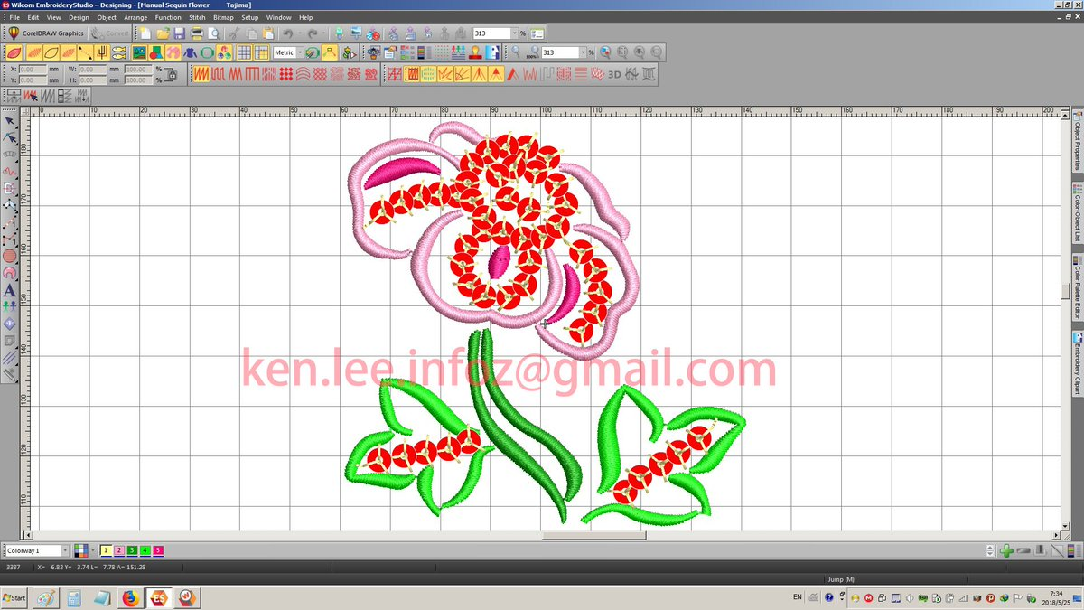 Wilcom embroiderystudio E3 dongle emulator
