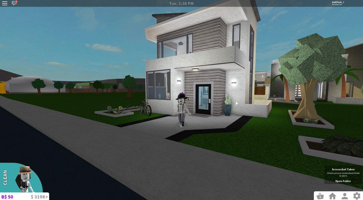 Twitter पर 7 Modern Starter Home 20k Rbx Coeptus