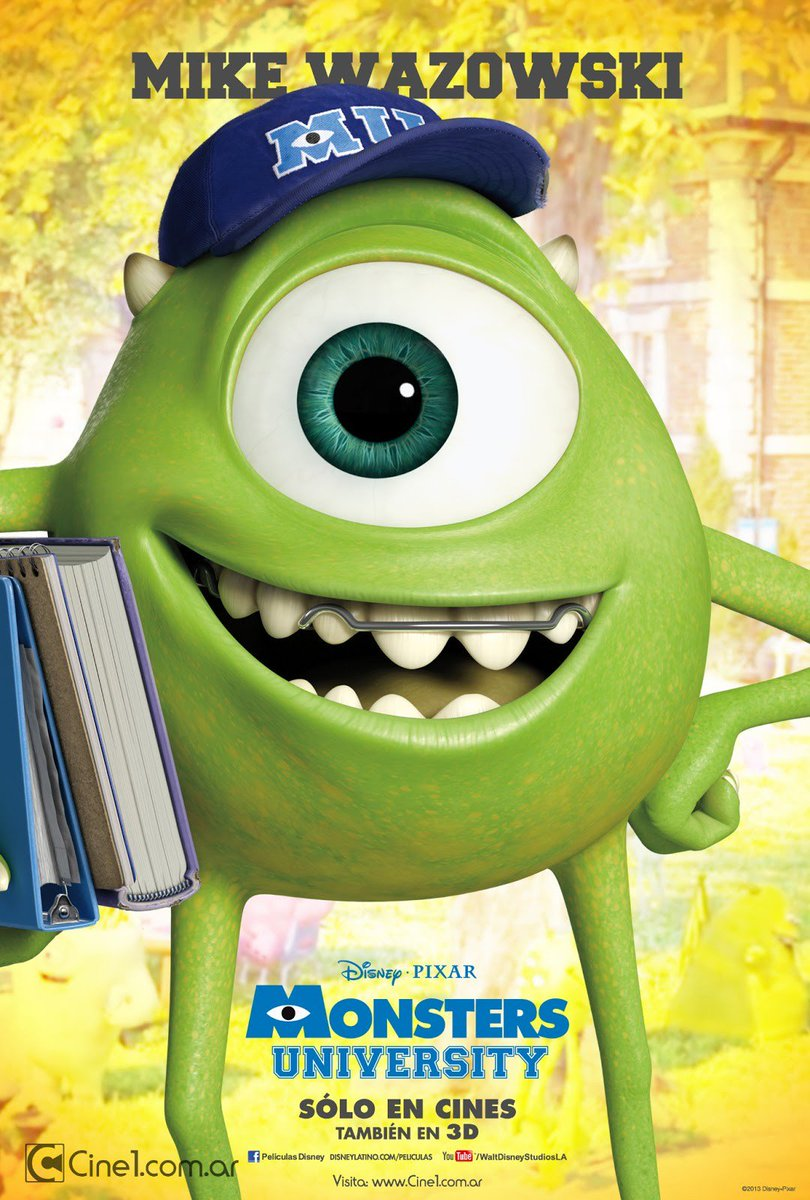 شركة المرعبين المحدودة 2 | مشاهدة فيلم Monsters University 2 2013 مترجم
