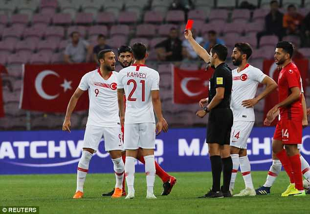 Video: Tunisia vs Thổ Nhĩ Kỳ