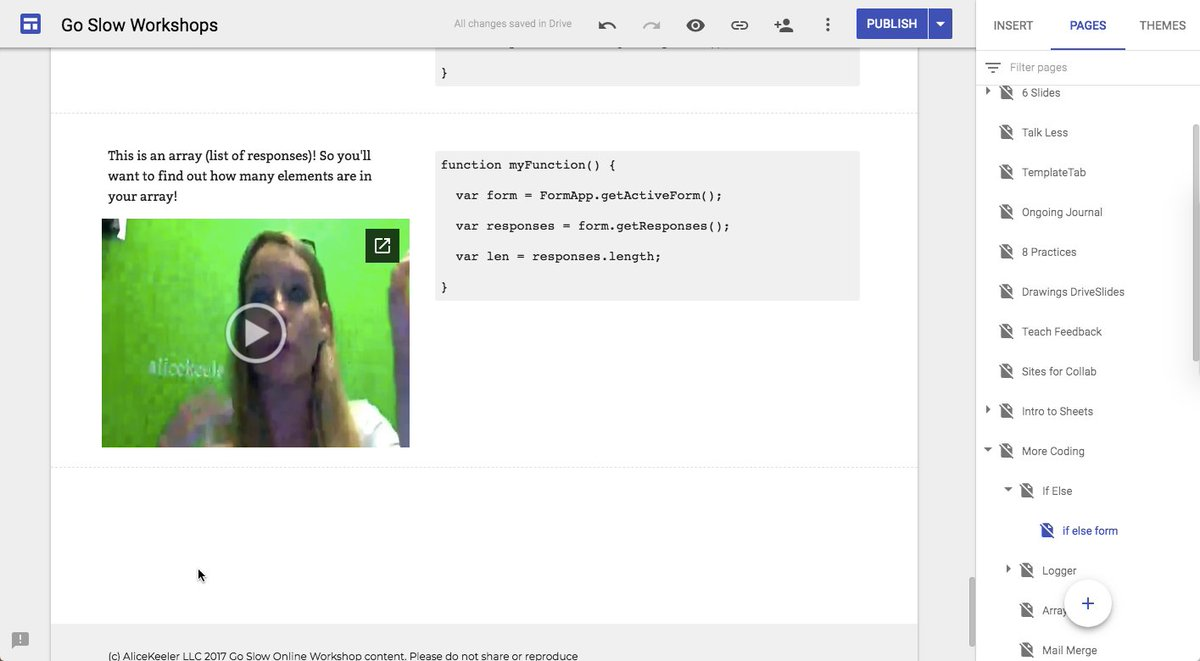 "alice keeler on twitter: ""webcam record saves to google drive. this"