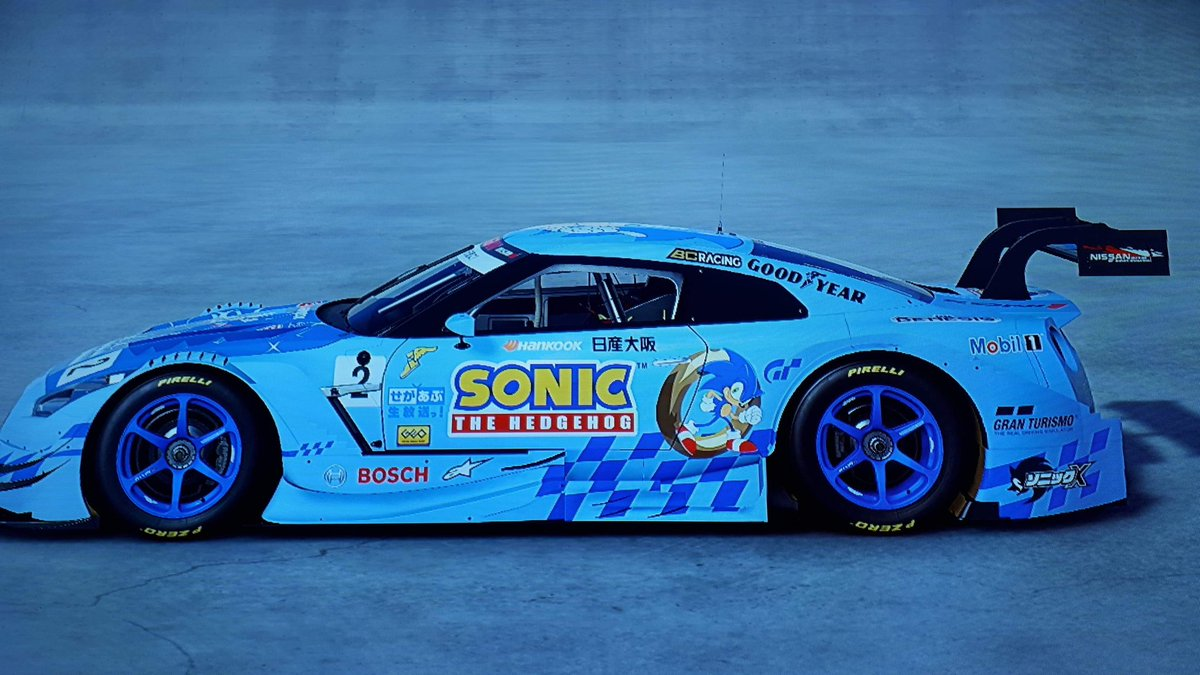 Sonic The Cosplayer On Twitter Finally Sonic Decals On A Car That S Actually Fast