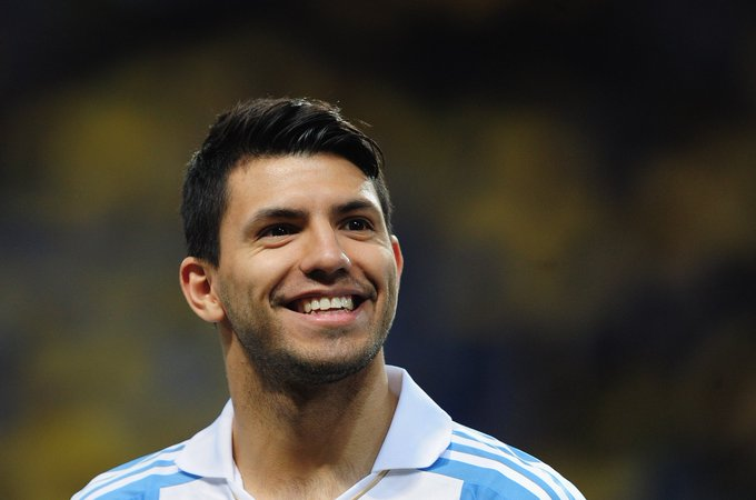 Happy 30th birthday, Sergio Aguero ! Wish you best in the world cup.