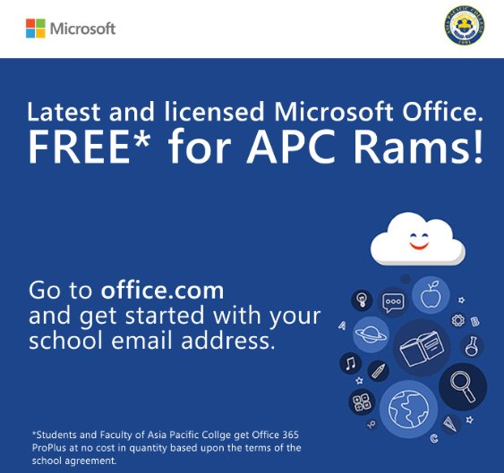 Asia Pacific College On Twitter Hello Apc Rams Classes Start In