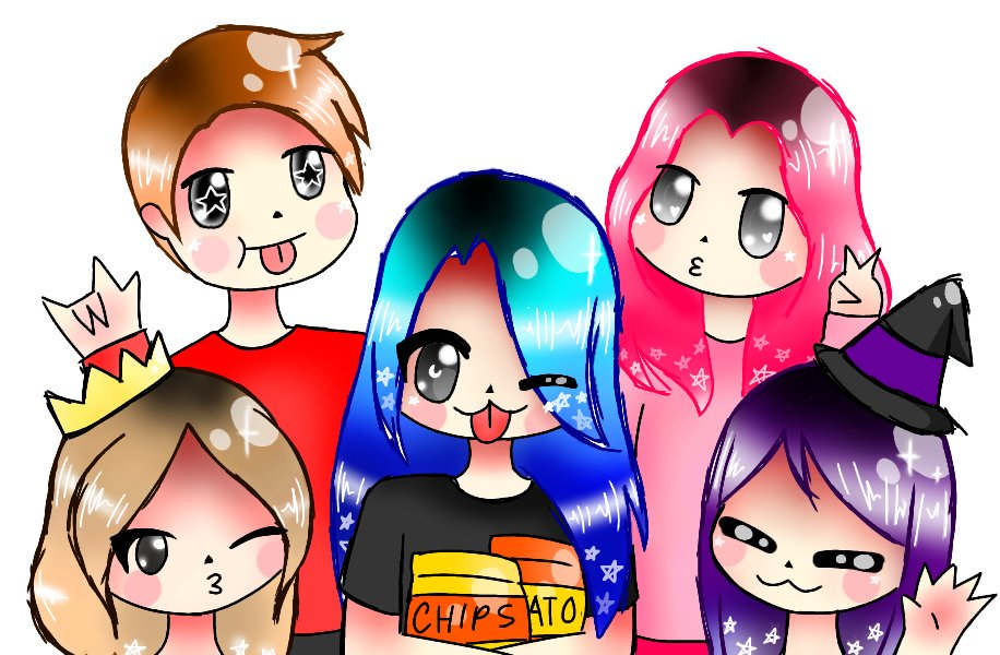The Best Krew Itsfunneh Pictures In Real Life
