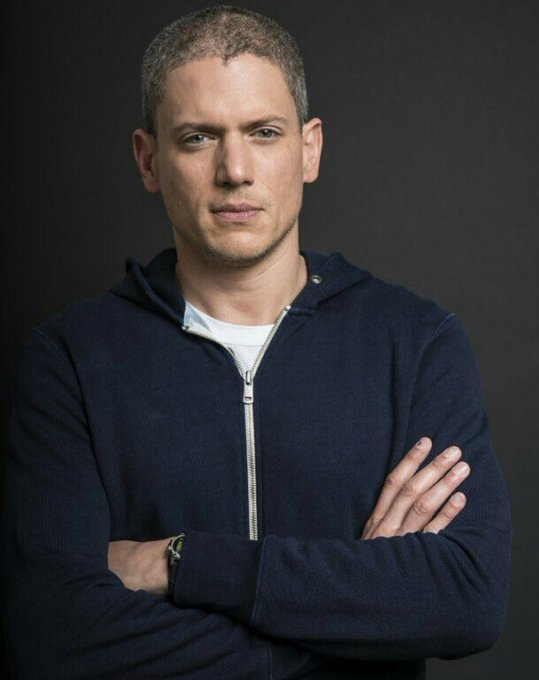 What an inspiration!  Happy, Happy Birthday to Wentworth Miller