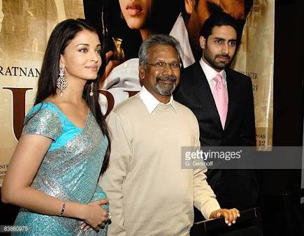 Happy Birthday Mani Ratnam