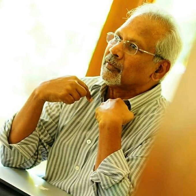 Happy birthday mani ratnam sir  Little talks is proude to wishing u sir