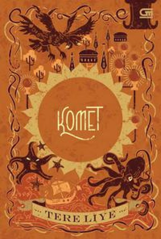 Download Ebook Komet ~ Tere Liye