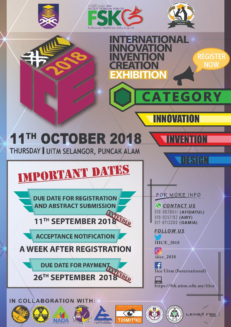 Iiice 2018 On Twitter Are You Creative Good At