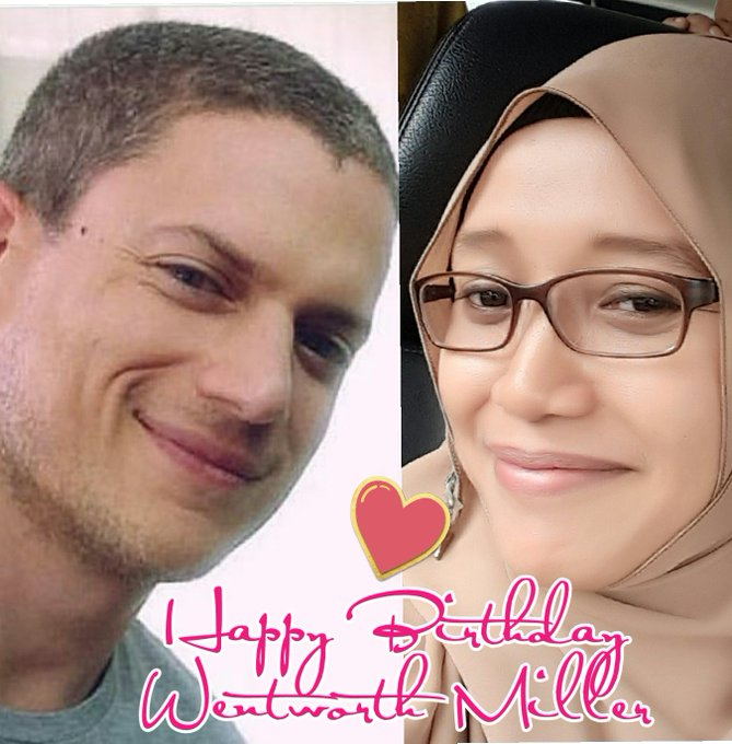 Happy 46th Birthday Wentworth Miller..wherever you are, be blessed