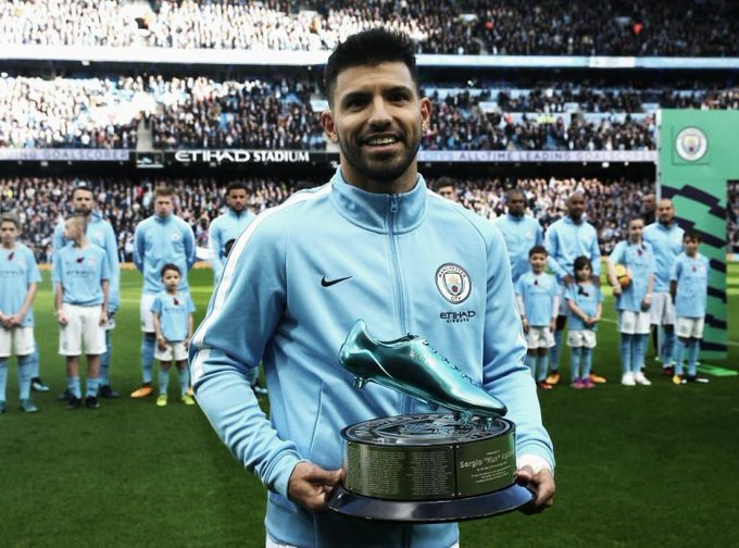 Happy 30th birthday, Manchester City & PL legend Sergio Aguero!