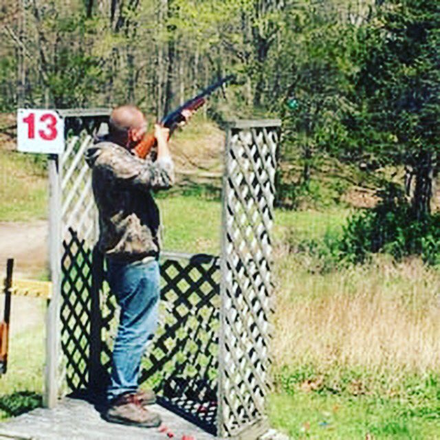 Today is our 11th Annual Sporting Clay Shoot at TMT! Good luck to all the shooters @cmerritt65 @SheriffButchDC @ClayShootingUSA #clayshooting #staatsburgny #fundraiser #ChildhoodCancef
