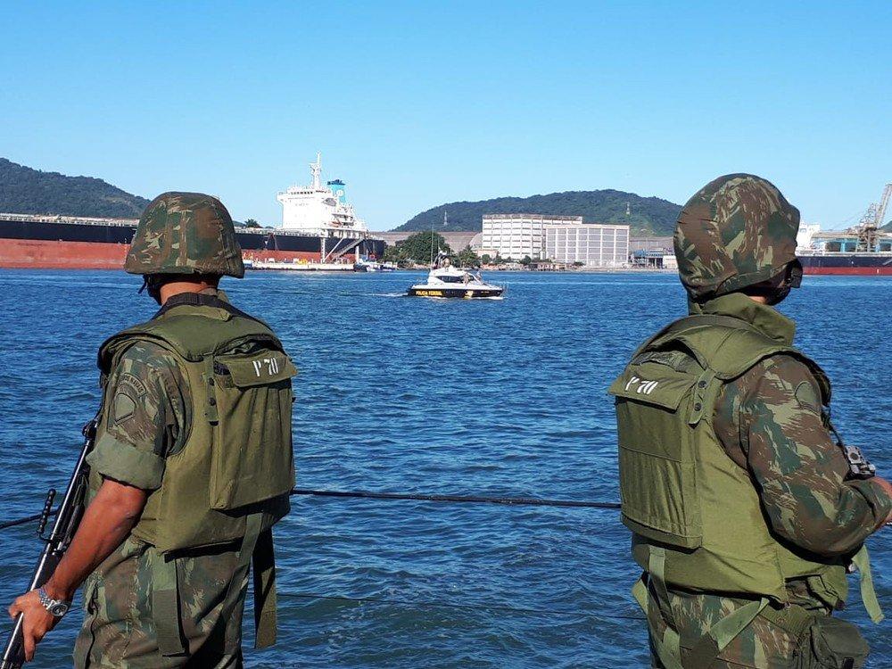 Novo levantamento aponta prejuízo de R$ 1,5 bilhão no Porto de Santos após greve https://t.co/k99FbXRy4A #greve #G1