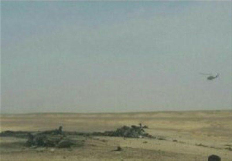 تحطم طائرة عسكرية إيرانية Der1crqW0AALHMY
