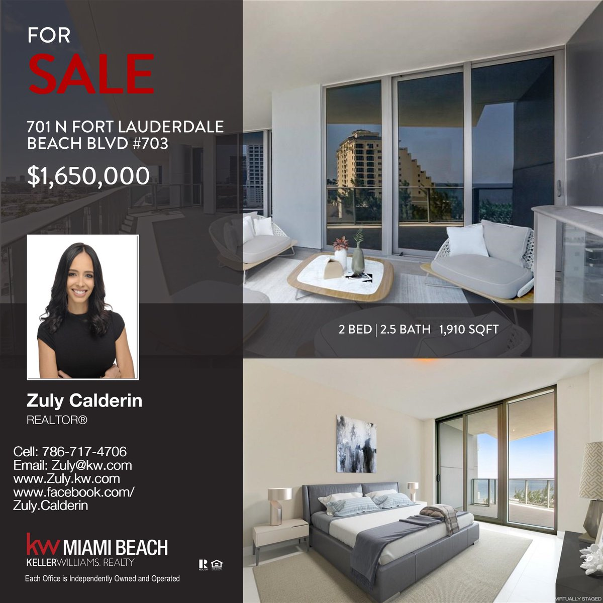 Zuly Calderin On Twitter This Beautiful Luxury Condo Is