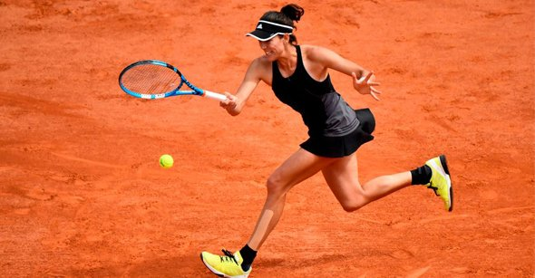 Félicitations @GarbiMuguruza vitoria tranquila na terceira rodada frente a experiente #SamantaStosur A espanhola vencedora de #RolandGarros avança as oitavas #VamosGarbi #RG18 #Clay #GrandSlam #Tennis2018 #WTAWORLDTOUR #RolandGarros2018 #GarbineMuguruza #WTA
