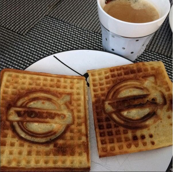 завтрак от вольво