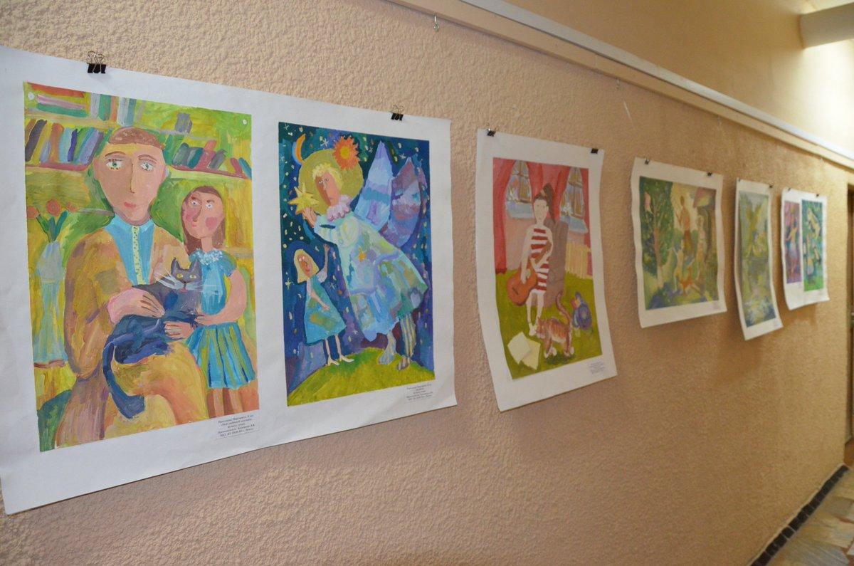 галерея рисунки учащихся венера это раскалённая