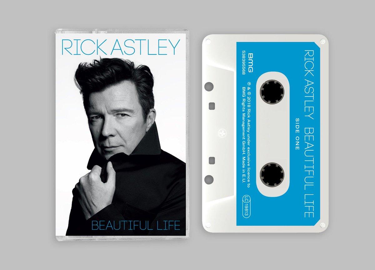 Αποτέλεσμα εικόνας για Rick Astley - Beautiful Life