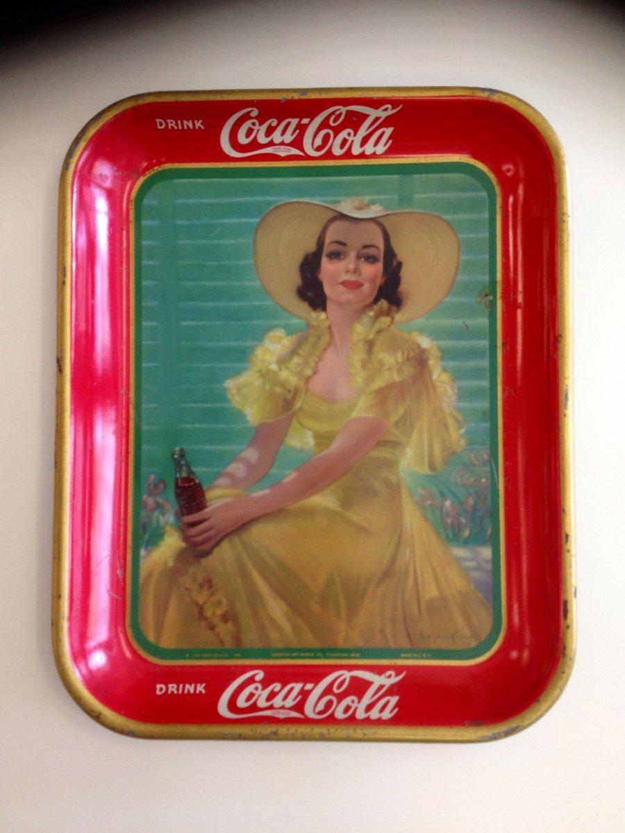 Evelyn Nesbit Coca Cola
