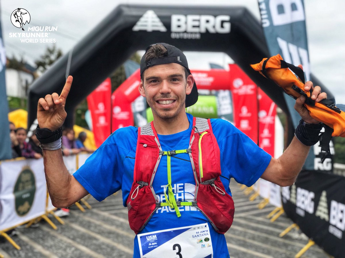 4th position in @skyrunmadeira for Pau Capell‼️ 5h58' for him and only 1' off the podium. Great result for the catalan Skyrunner in his first #SWS18 race of the season #MadeiraSkyrace