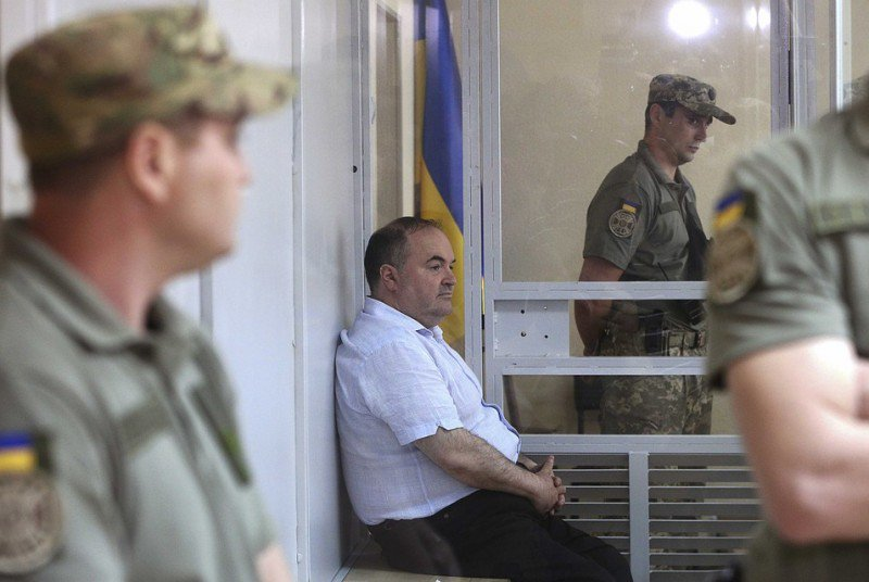 "О работе ""заказчика убийства Бабченко"" на СБУ"