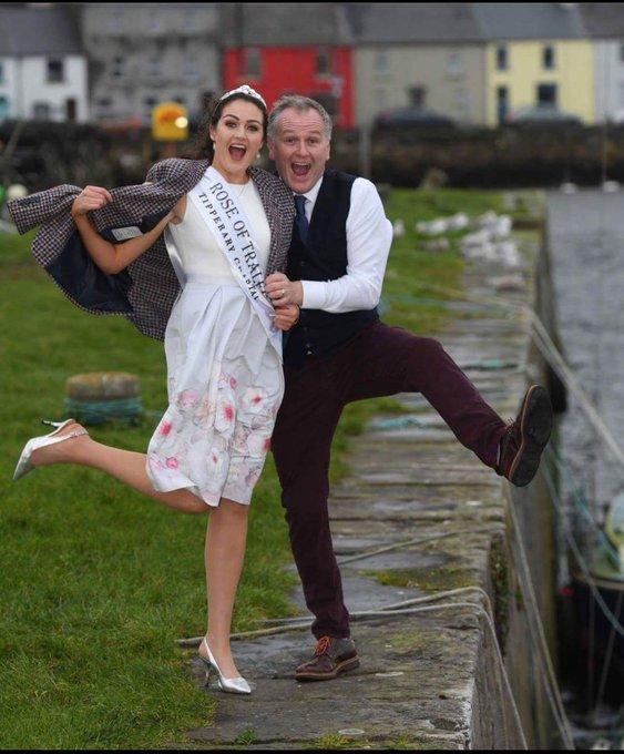 Happy Birthday today to Dáithí Ó Sé