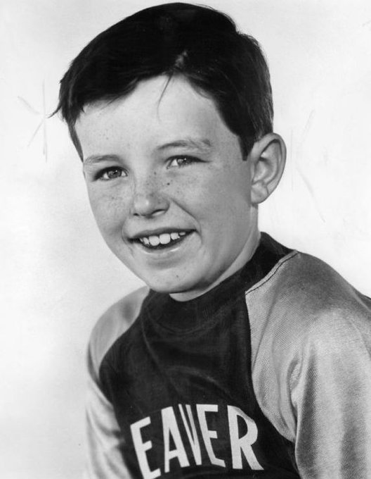 Happy birthday to Jerry Mathers.  Better known as The Beaver.