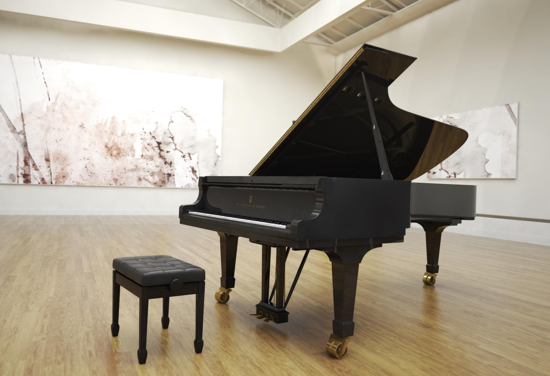 Reloaded twaddle – RT @SteinwayAndSons: Each #Steinway is a masterpiece of craftsmanship and a cons...