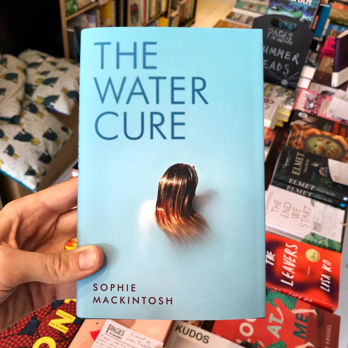 The Water Cure Book