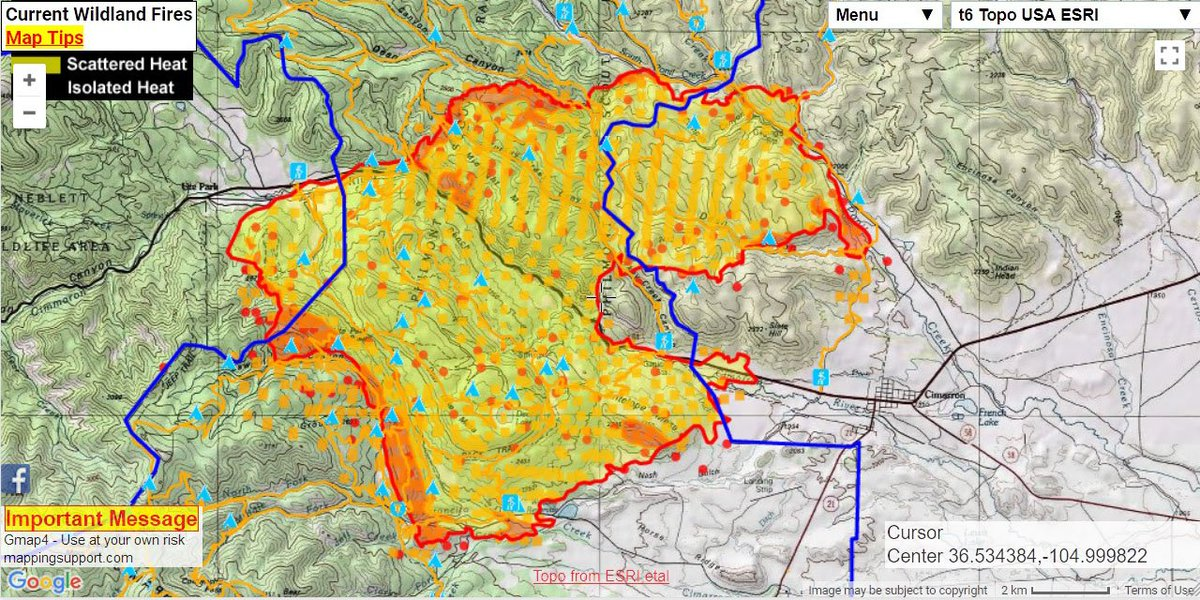 Philmont New Mexico Map.Philmont Hashtag On Twitter