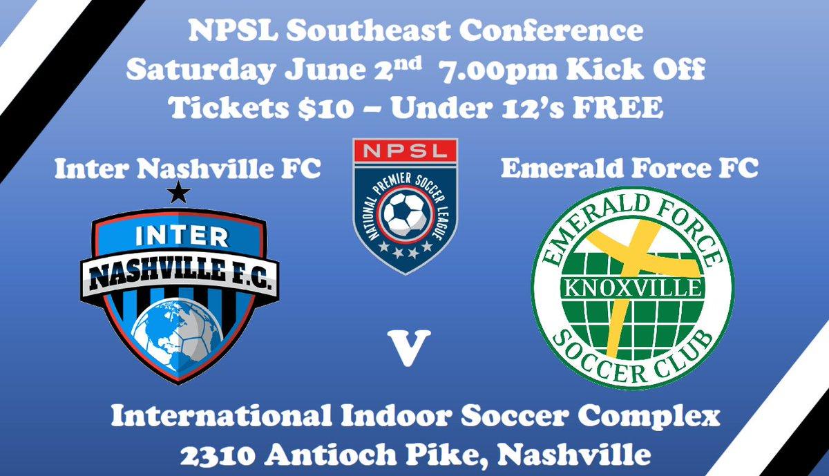 official photos 04910 93cee Inter Nashville FC on Twitter: